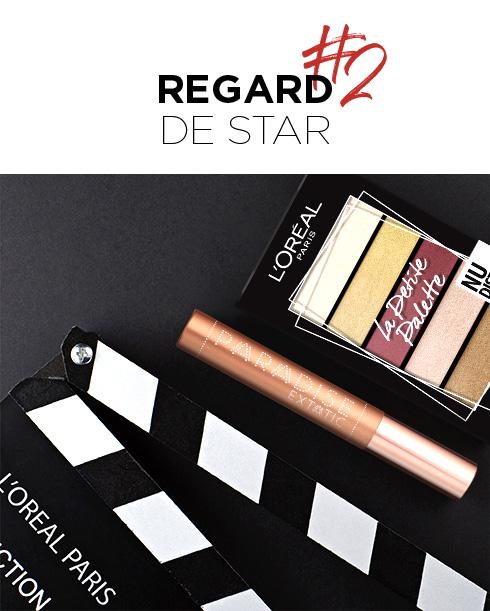#2 REGARD DE STAR