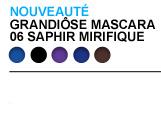 NOUVEAUTÉ Grandiôse Mascara 06 Saphir Mirifique
