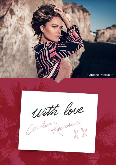 Caroline Receveur - With love Caroline Receveur XX